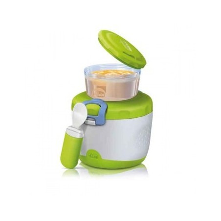 Chicco - System easy meal - thermos porta pappa 6M+