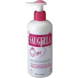 Girl Detergente Intimo per bambine e ragazze 200 ml