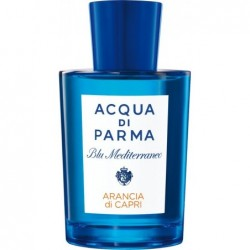 blu mediterraneo arancia di capri - eau de toilette unisex 150 ml vapo