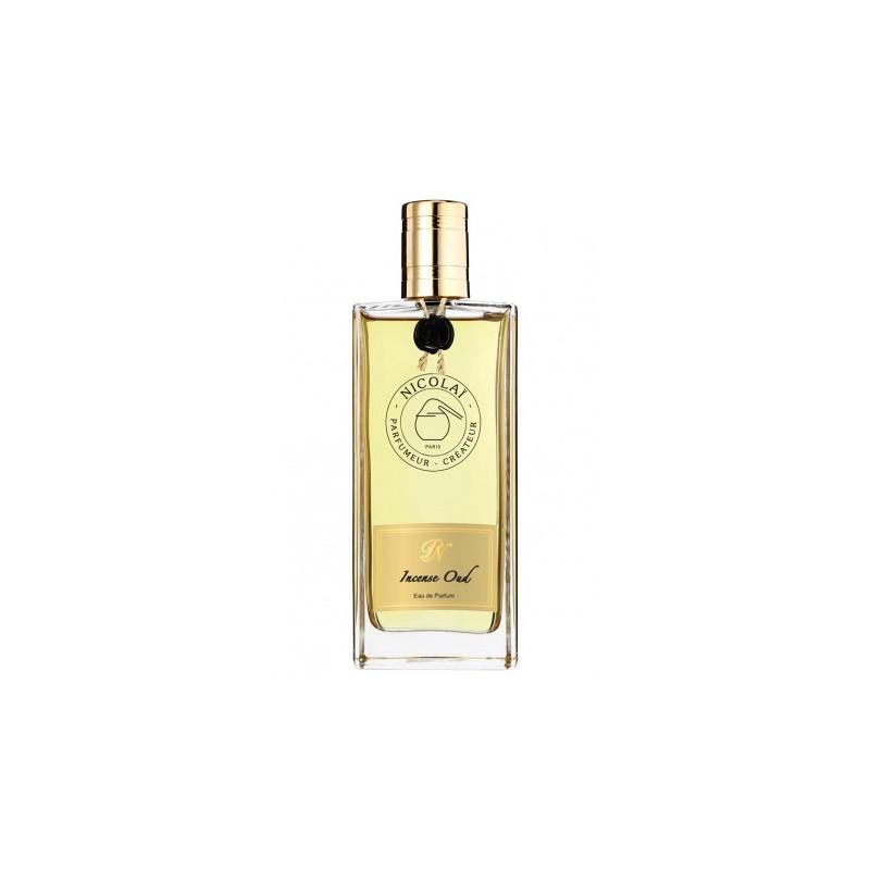 NICOLAI - incense oud - eau de parfum unisex 100 ml vapo