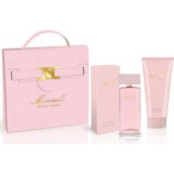 Cofanetto Morriselle pour Elle Full Glow - Eau de Parfum Natural Spray 100 ml + Perfumed Shower Gel 200 ml