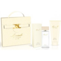Cofanetto Morriselle pour Elle Musc - Eau de Parfum Natural Spray 100 ml + Perfumed Shower Gel 200 ml