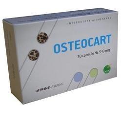osteocart integratore alimentare per il benessere delle ossa 30 capsule