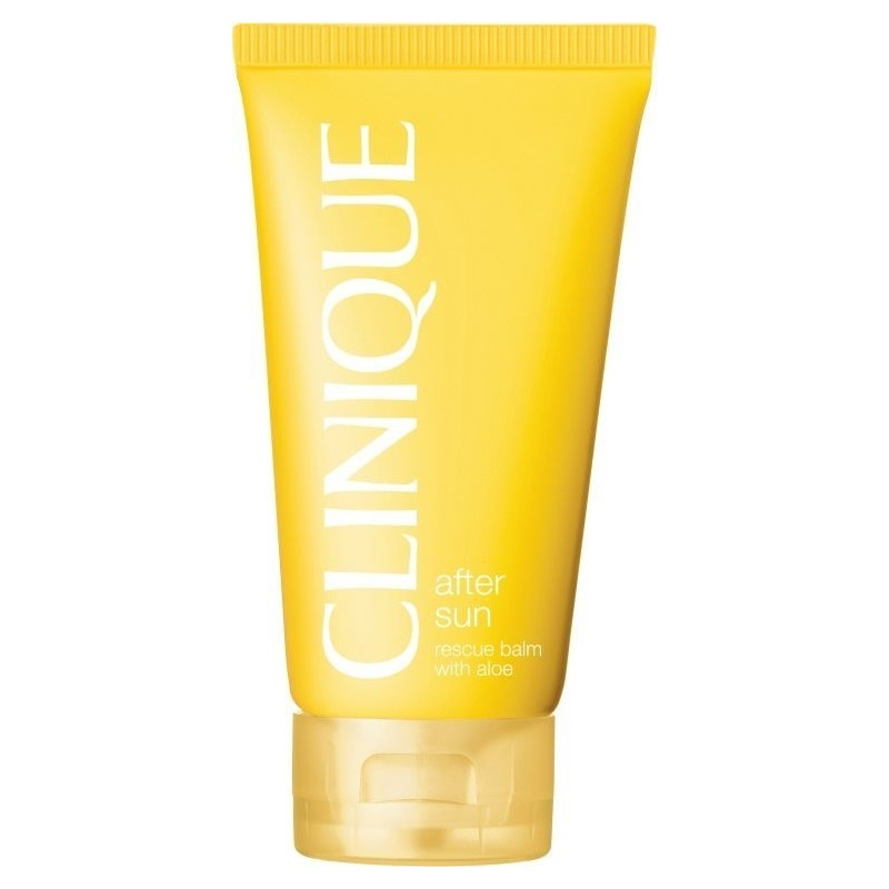 Clinique - balsamo doposole riparatore con aloe vera 150 ml sun