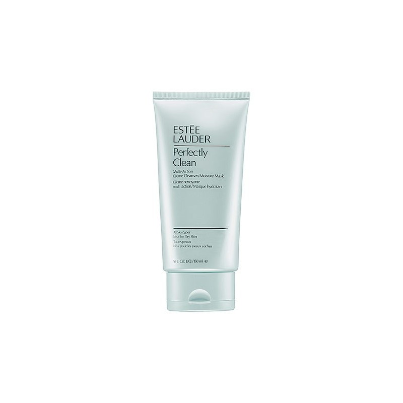 ESTEE LAUDER - Perfectly clear creme cleanser moisture mask - crema detergente viso 150 ml