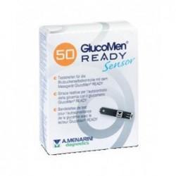 strisce misurazione glicemia glucomen ready sensor 50 pezzi