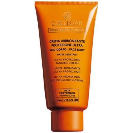 COLLISTAR - Speciale abbronzatura perfetta - Crema abbronzante protezione ultra viso e corpo SPF30 150 ml
