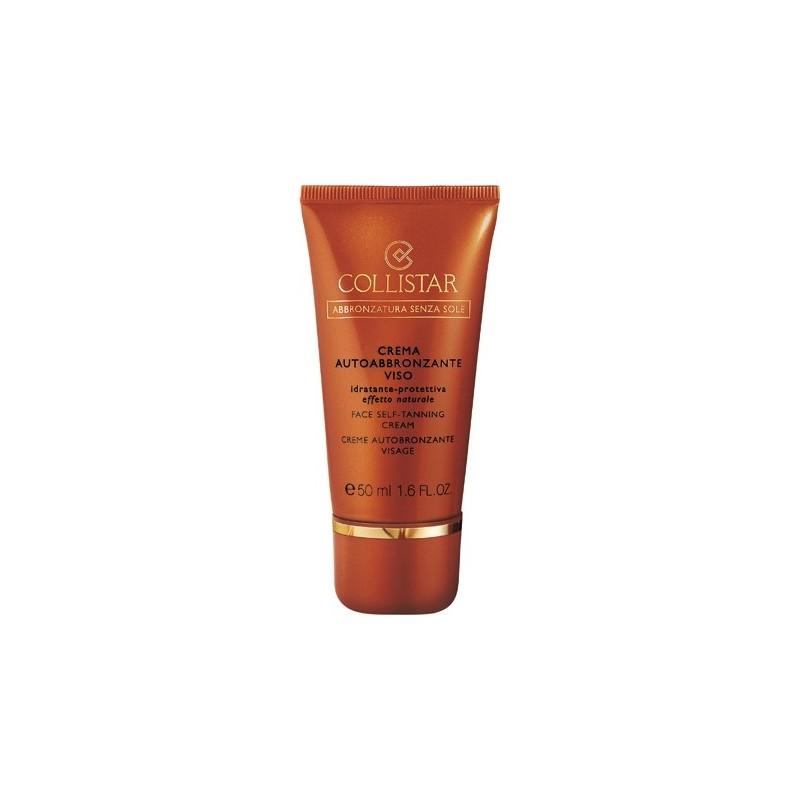 COLLISTAR - speciale abbronzatura senza sole crema autoabbronzante viso 50 ml