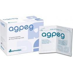 integratore alimentare agpeg macrogol 3350 per stipsi cronica 15 bustine