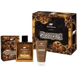 Cofanetto Steampunk - Eau de Toilette 100 ml + After Shave Balm 100 ml