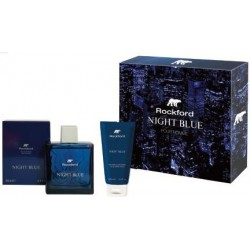 Cofanetto Night Blue - Eau de Toilette 100 ml + After Shave Balm 100 ml