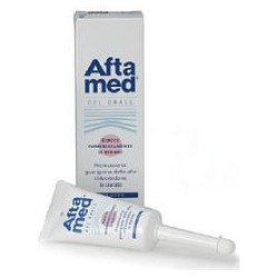 Aftamed 15 Ml - Gel Orale Per Il Trattamento Di Afte A Base Di Acido Ialuronico