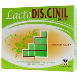 lacto dis. cinil 14 bustine - integratore alimentare fonte di fibre