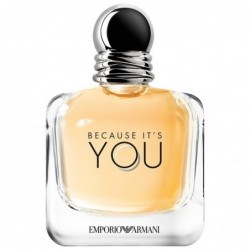 emporio armani because it's you - eau de parfum donna 100 ml vapo