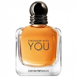 emporio armani stronger with you - eau de toilette uomo 100 ml vapo