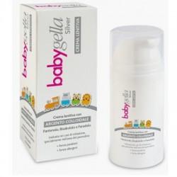 Silver Crema Lenitiva per Irritazioni da Pannolino 100 ml