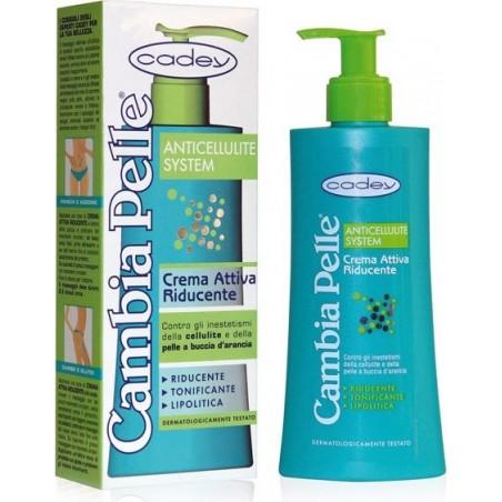 CADEY - Anticellullite System - Crema attiva Riducente 200ml