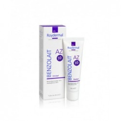 Benzolait Az 10 Emulgel trattamento pelli a tendenza acneica 30 ml