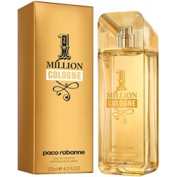1 million cologne - eau de cologne uomo 125 ml vapo