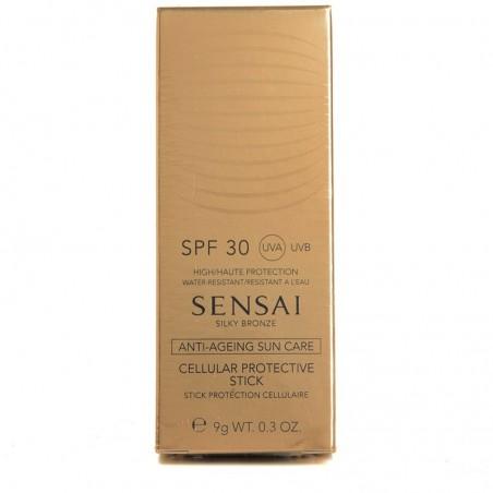 KANEBO - sensai silky bronze cellular protective - stick protezione solare spf30