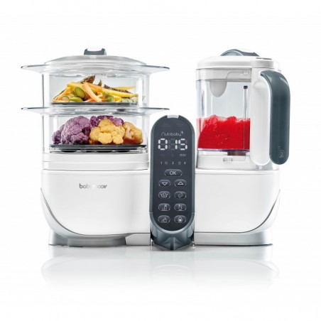 Babymoov - Nutribaby + Robot Da Cucina Cuocipappa E Frullatore