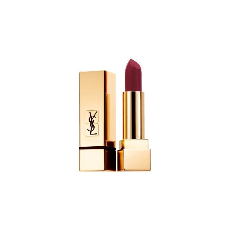 Yves Saint Laurent - rouge pur couture the mats rossetto the mats 212 alternative plum