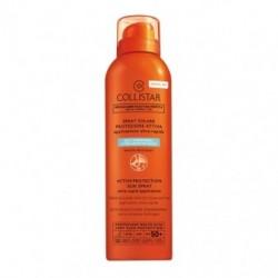 speciale abbronzatura perfetta  spray solare pelli ipersensibili  protezione attiva spf50+ 150ml