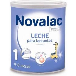Latte Per Neonati Primi Mesi In Polvere Indicato Da 0 A 6 Mesi Novalac 1 800 G