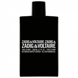 this is him shower  gel 200 ml
