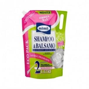 Shampoo & Balsamo Ricarica 2 Lt