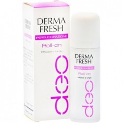 Dermafresh Deo - Deodorante ipersudorazione Roll On 75 ml promo