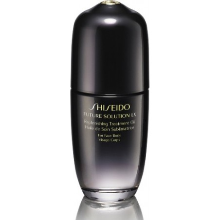 Shiseido - future solution lx replenishing treatment oil - olio di trattamento globale 75 ml
