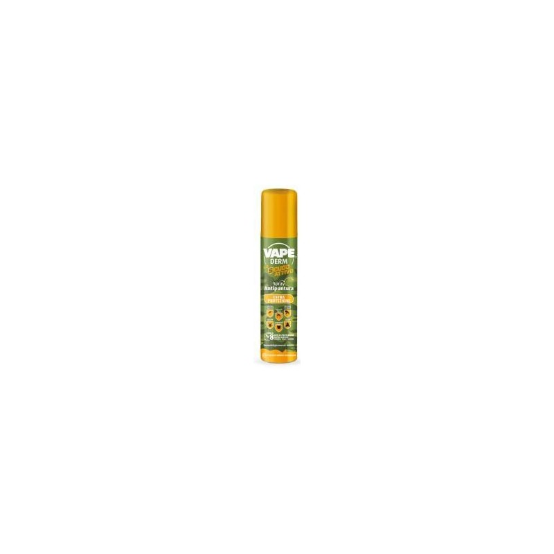 derm lo scudo attivo spray antipuntura 100 ml