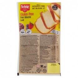 pain brioché pane dolce senza glutine 370 g