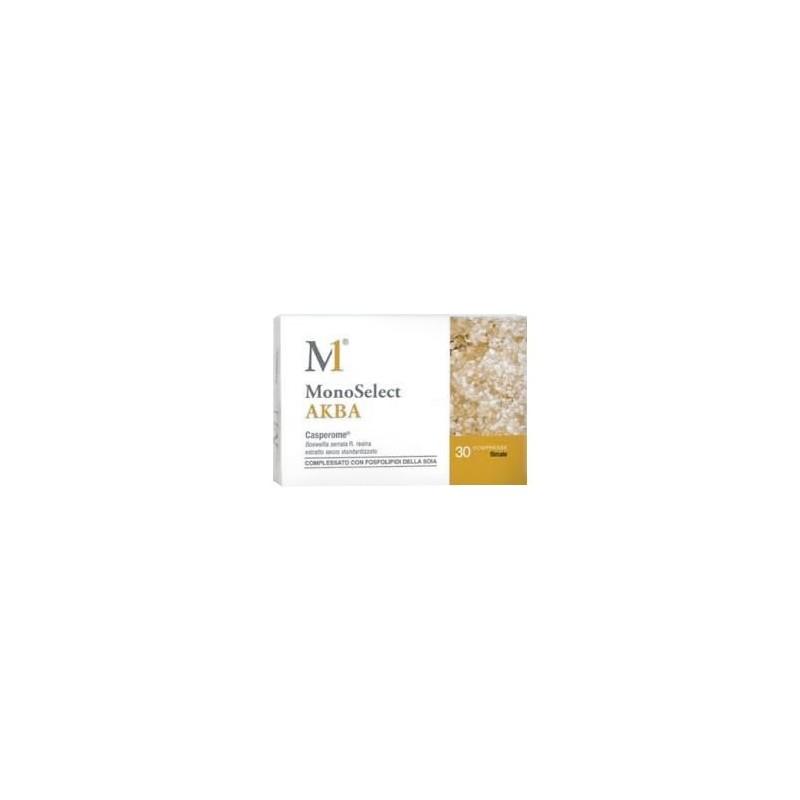 MONOSELECT - Akba 30 Compresse - Integratore Per Le Articolazioni