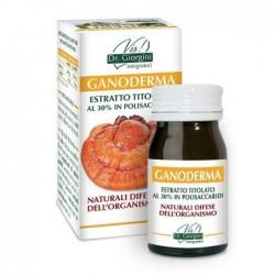 Ganoderma Estratto Titolato al 30% in polisaccaridi 60 Pastiglie - Integratore Alimentare