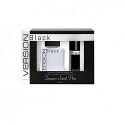 Cofanetto version black - eau de toilette 100 ml + deodorante 50 ml