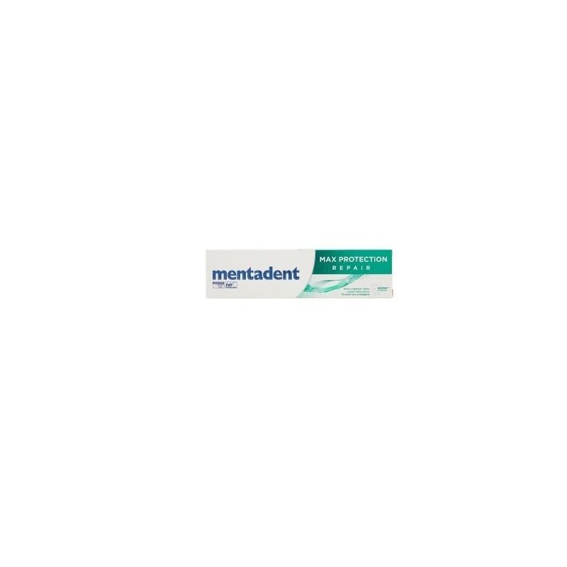 Mentadent - max protection repair - dentifricio 75 ml