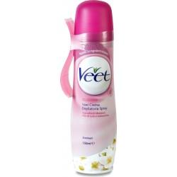 schiuma depilatoria per pelli normali spray da 150 ml