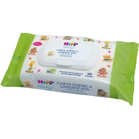 HIPP - Carta Igienica Umidificata