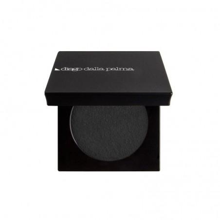 DIEGO DALLA PALMA - makeupstudio polvere compatta per occhi opaca - ombretto opaco n.159 total black