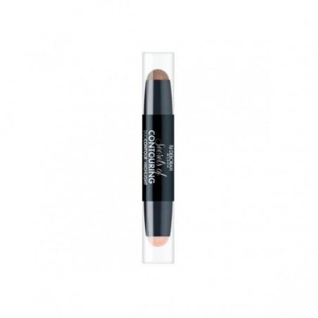 Deborah - contouring highlight - correttore n.01 per pelli chiare/rosate