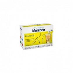 Meritene Regenervis integratore alimentare di vitamine e minerali gusto Arancia 20 bustine