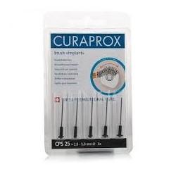 Scovolino Curaprox CPS25Prime - confezione da 5 scovolini