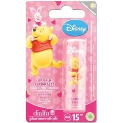 burrocacao in stick winnie the pooh per bambini alla fragola filtro protettivo 15 uva/uvb 4 stagioni
