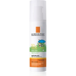 anthelios dermo-pediatrics spf50+ latte bebé 50 ml