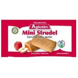 mini strudel alle mele senza glutine 160 g
