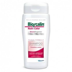 nutricolor - shampoo rinforzante con sincrobiogenina 200 ml
