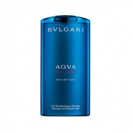 Bulgari - aqua pour homme atlantique - shampoo e shower gel 200 ml