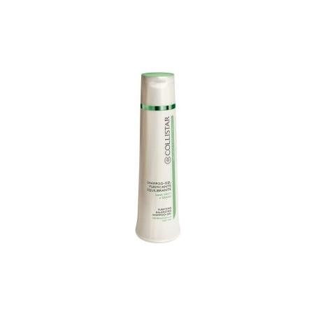 COLLISTAR - linea equilibrio e purezza shampoo-gel per capelli purificante equilibrante 250 ml